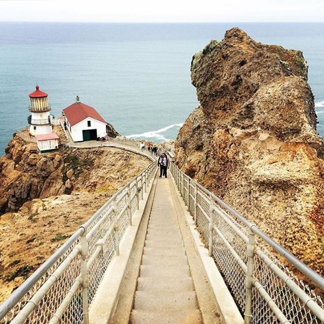 Oysters, whale watching, and views like this are just a few reasons to love Point Reyes.