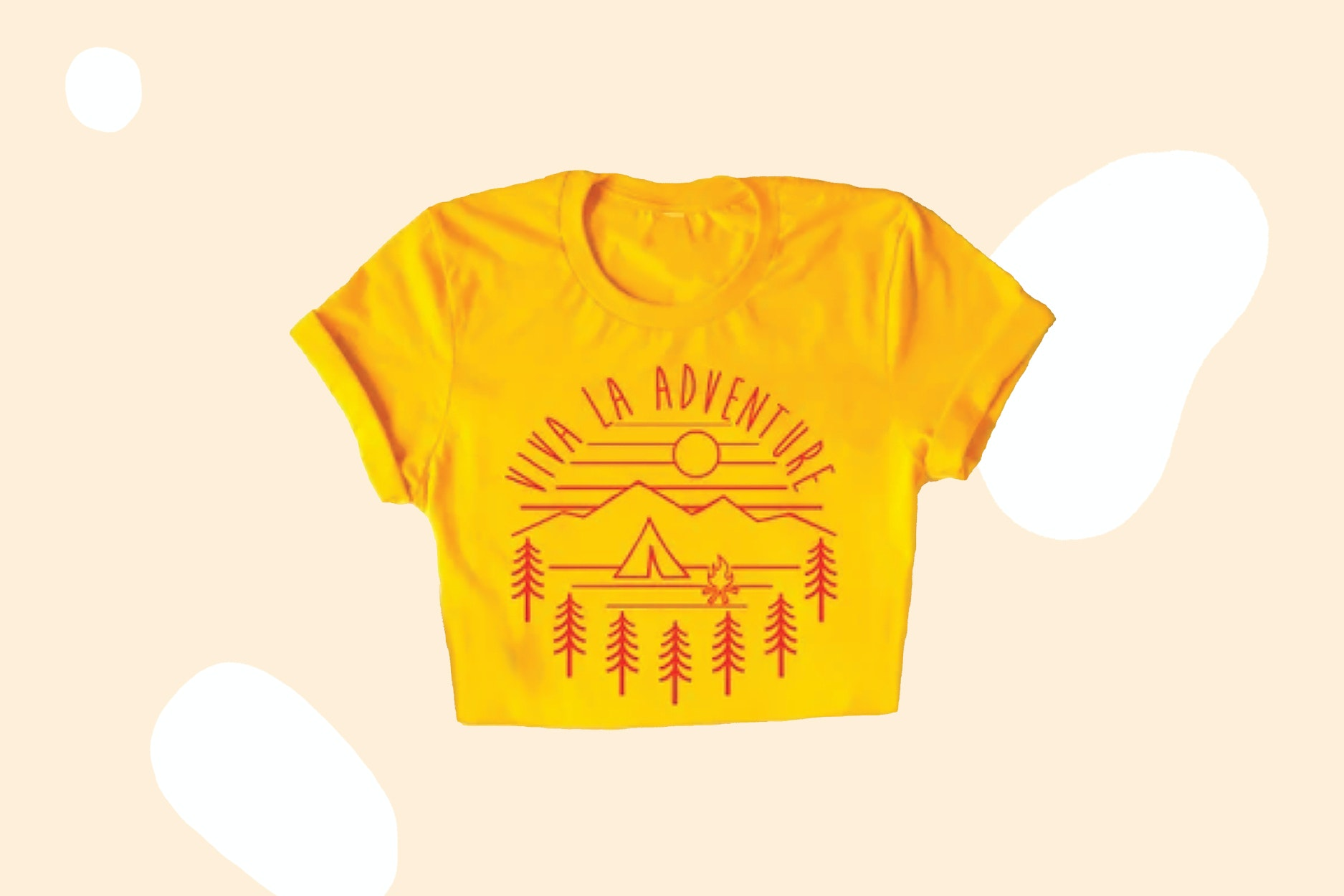 Alpenglow Apparel makes cozy T-shirts for all types of adventurers.