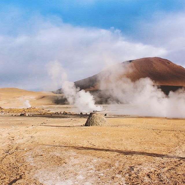 El Tatio, Chile