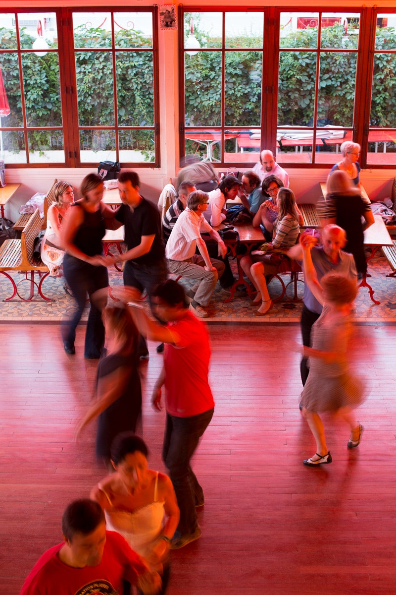 Just 15 minutes from central Paris, on the banks of the Marne, Chez Gégène remains a destination for Parisians who want to dance.