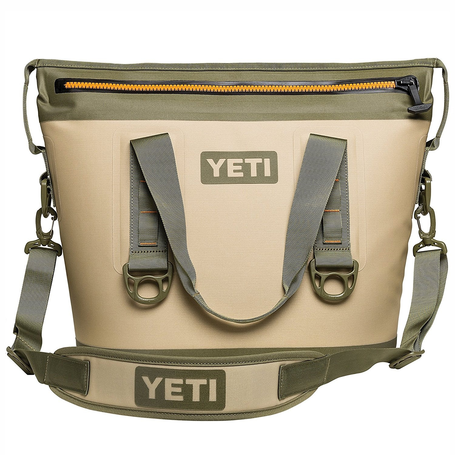 This YETI cooler is marked down 30 percent.