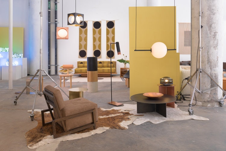 INTRO/LA showcases a cross-section of young and established independent design brands.