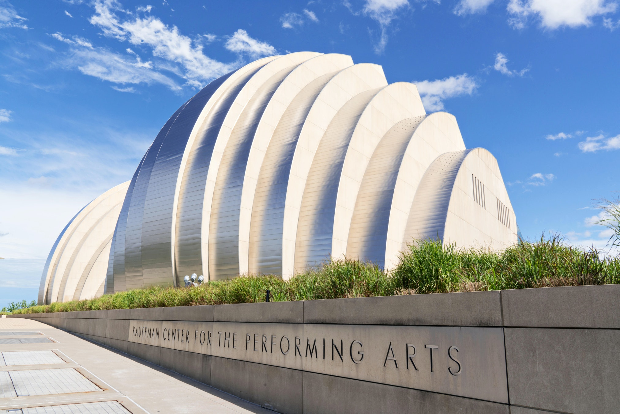 Kauffman Center for the Performing Arts was named one of the world's most beautiful concert halls by the German building data company Emporis.