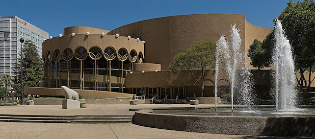 San Jose Center For Performing Arts
