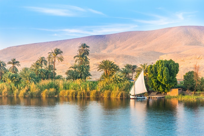 Travel to Egypt has rebounded in a big way.