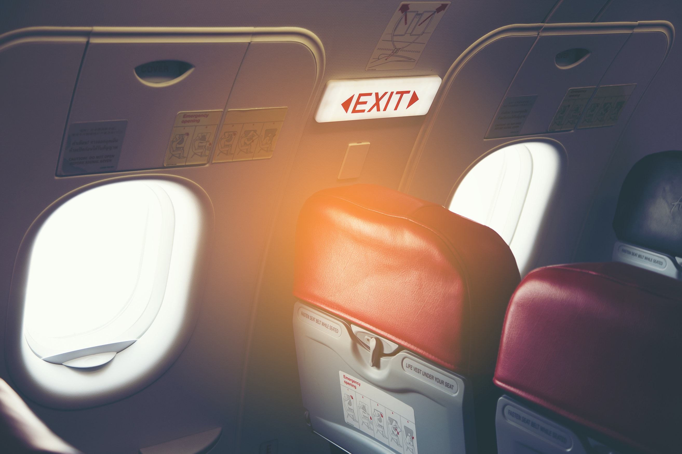 When it comes to getting an exit row seat, it never hurts to ask (and ask, and ask again).