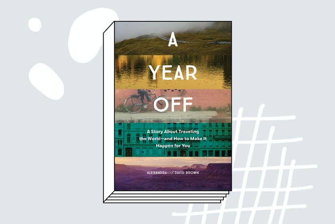 A Year Off (Chronicle Books, 2018)