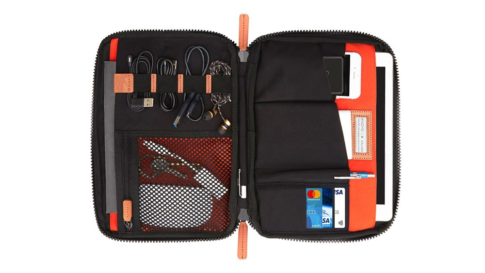 The Fulham Knomad Organiser from Knomo London