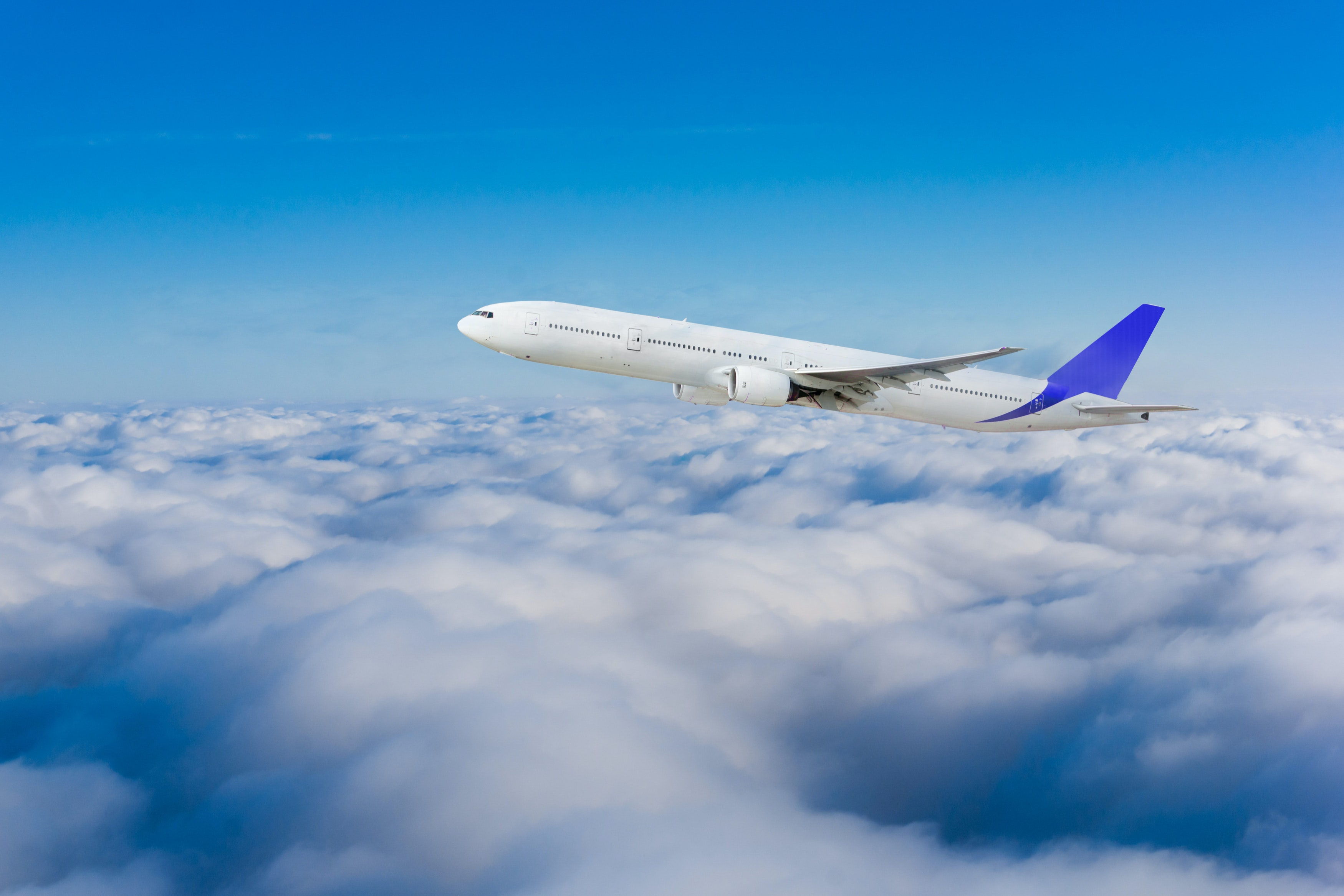 The majority of turbulence experienced aboard commercial aircraft is light in nature.