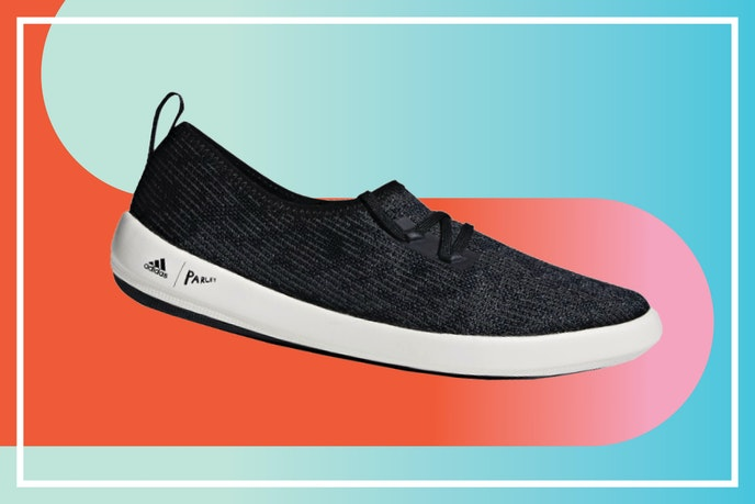 The Terrex Climacool Sleek is a modern update on a classic boat shoe.