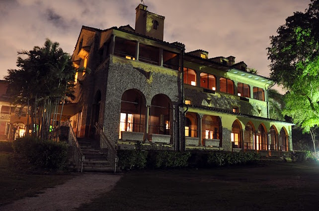 Deering Estate Spookover