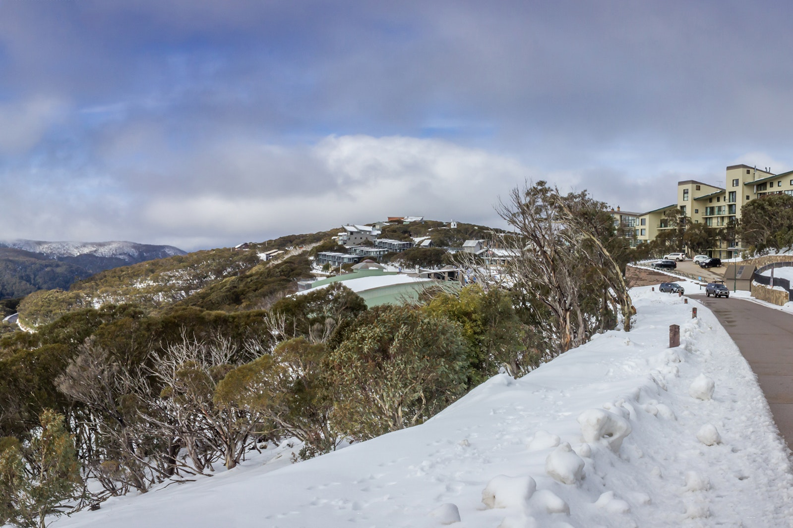 Mount Buller feels like it was plucked straight out of the European Alps.