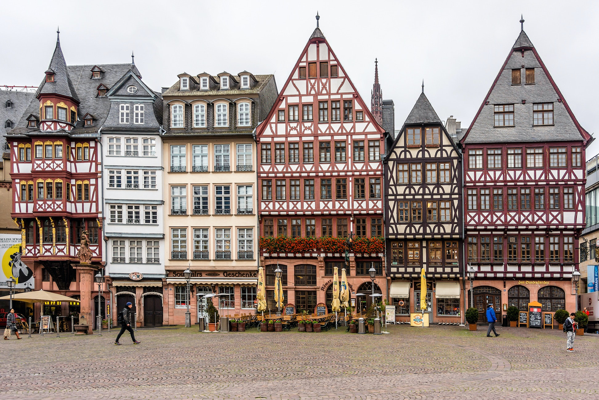 Frankfurt is the fifth-largest city in Germany.