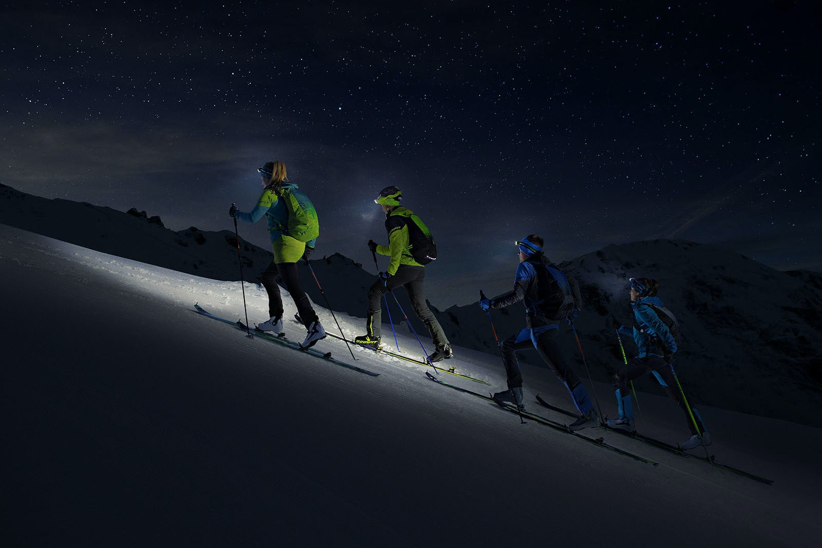 Aspen Snowmass offers a full-moon uphill ski dinner for those with enough fortitude to conquer the mountain at night.