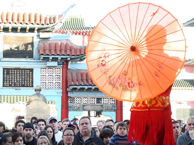 Lunar New Year celebrations in Los Angeles