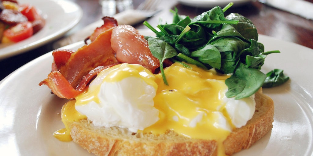 Eggs Benedict by Alpha