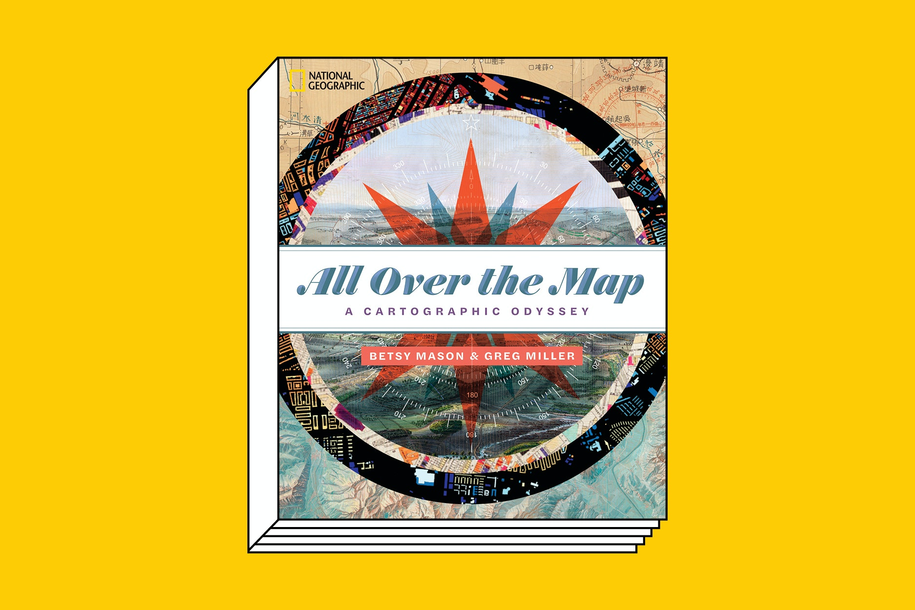 """All Over the Map"" is a labor of love from National Geographic and former ""Wired"" staffers."