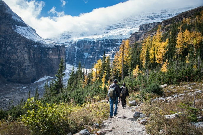 Find the fleeting color with a fall hike before the snows set in.