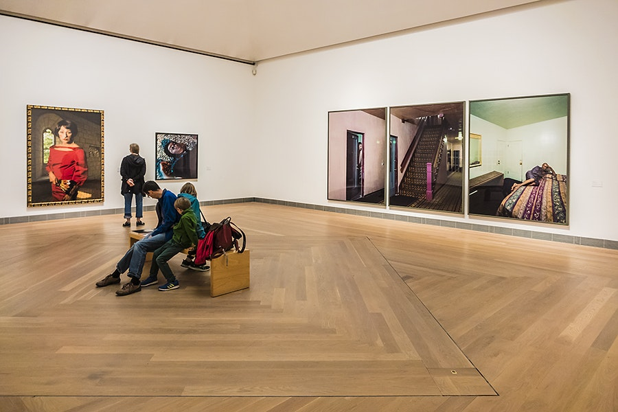 Spend time in such places as the Moderna Museet (the Museum of Modern Art), one of the myriad museums scattered throughout Stockholm.