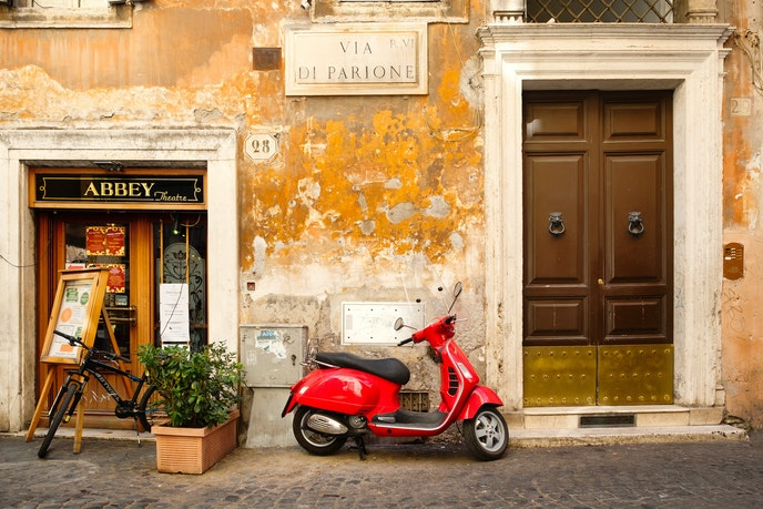 Millennials have all the heart eyes for Italy.