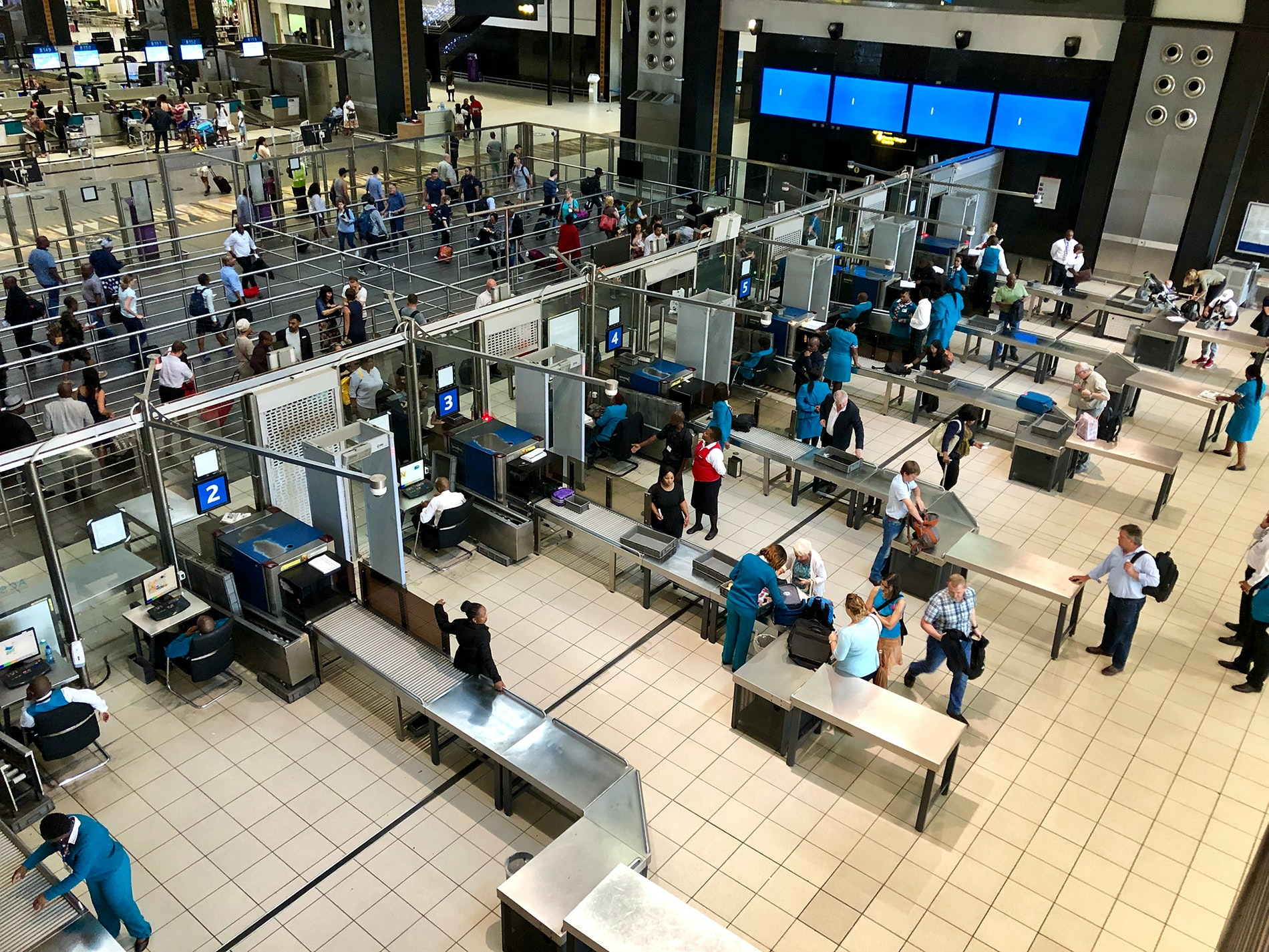 TSA PreCheck is designed to help registered travelers get through airport security lanes faster.