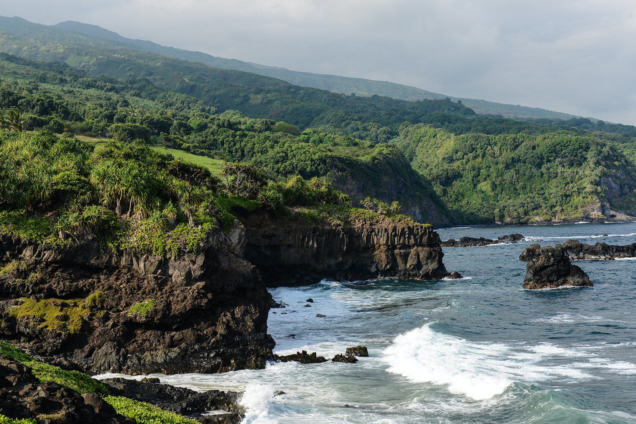 You will want a convertible to drive the famed Road to Hana.