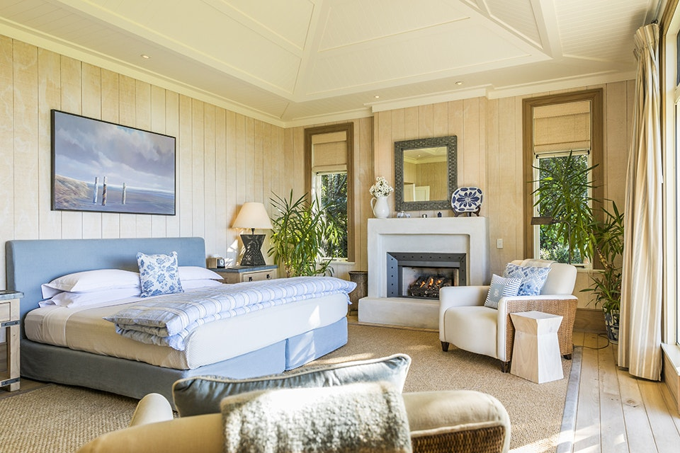 Luxury meets adventure at The Lodge at Kauri Cliffs.