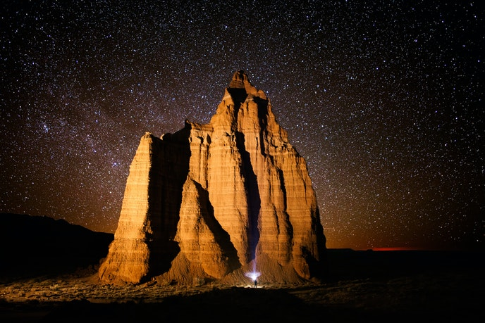 The International Dark-Sky Association recognized Capitol Reef National Park as a gold-tier International Dark Sky Park in 2015.