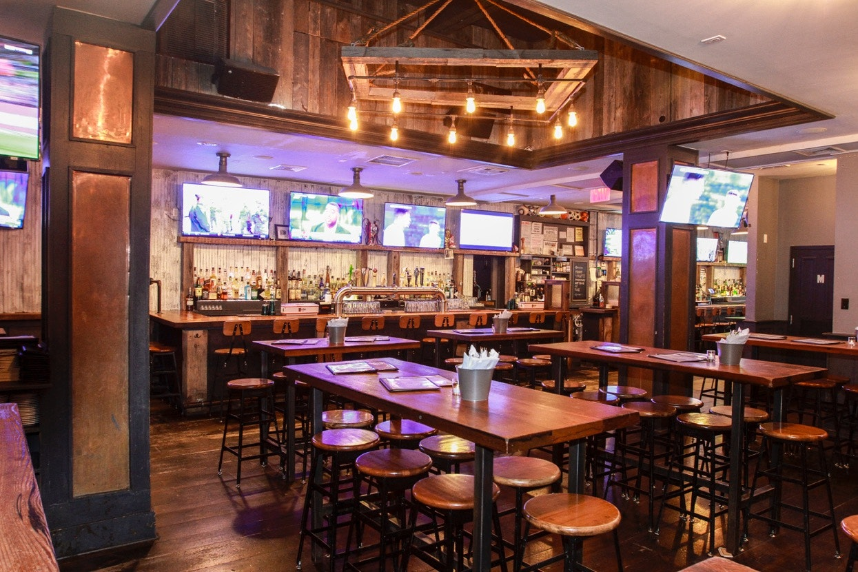 Soccer fans will flock to this Manhattan bar during the World Cup.