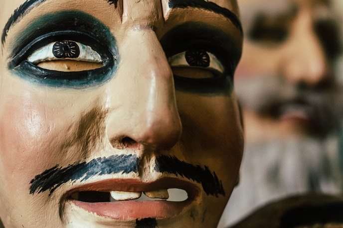 Suchitlan, a village near Comala, is known for its traditional ceremonial masks.