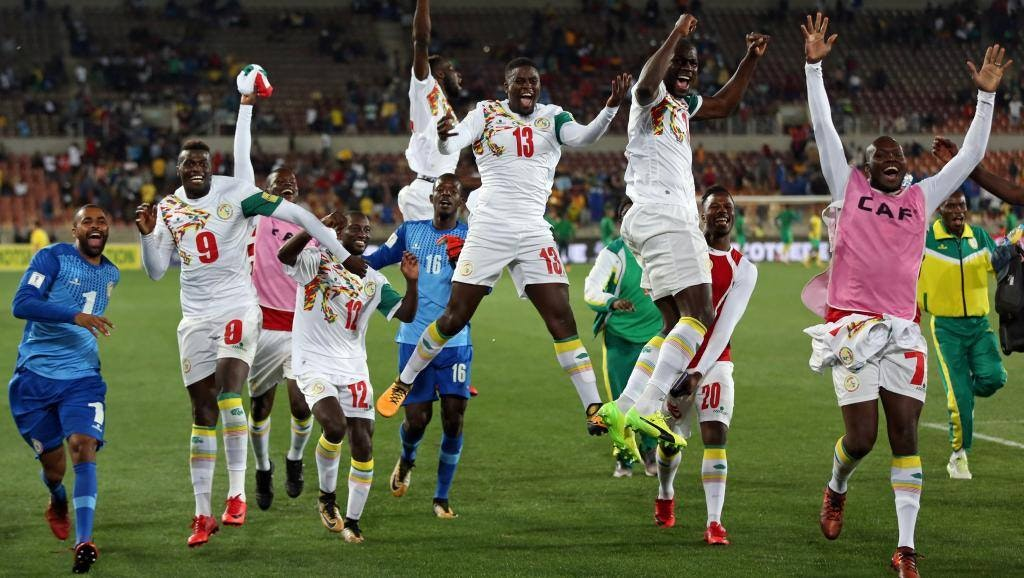 Senegal is heading to the World Cup for the first time in 16 years, so you can bet the whole country will be watching.