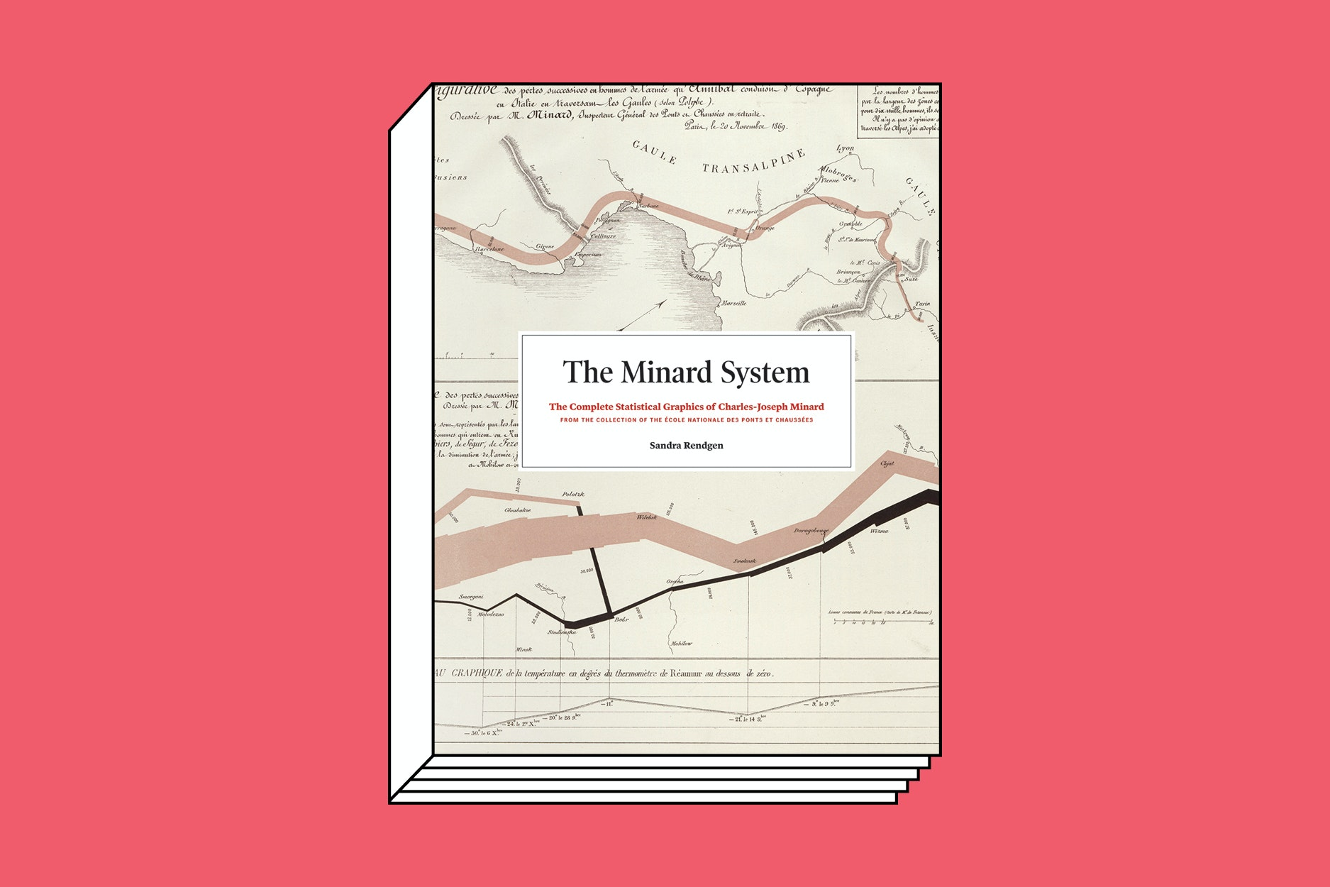 """The MInard System"" collects 60 of Charles-Joseph Minard's seminal designs."