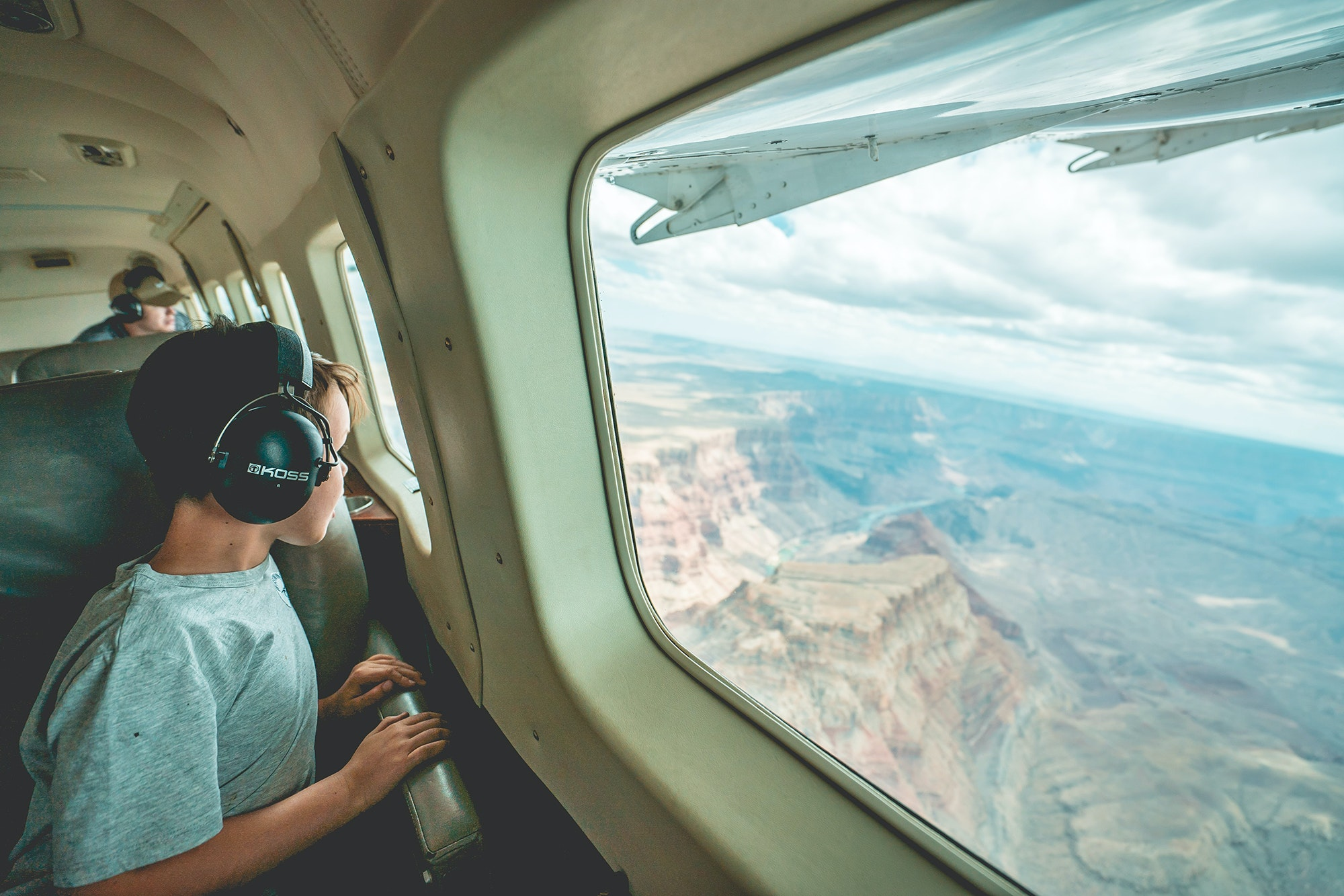 Westwind Air Service offers flightseeing tours of the Grand Canyon from Phoenix Sky Harbor International Airport.