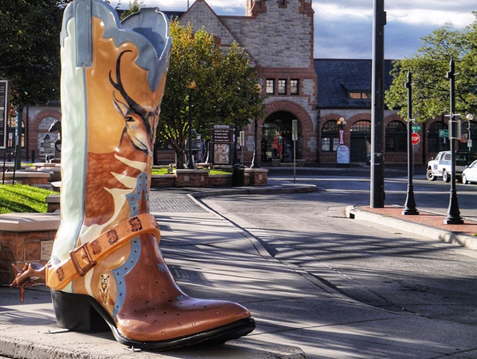 Take in Cheyenne on a trolley sightseeing tour.