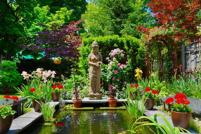 The annual Garden Walk offers access to Buffalo's most beautiful yards.