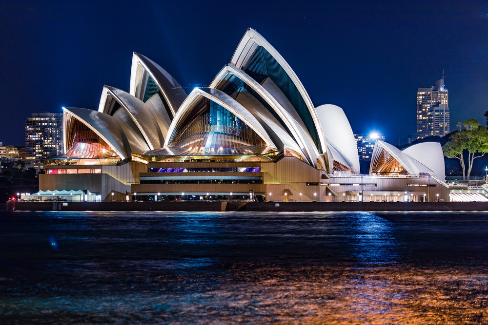 See opera (or theater, or comedy, or something else!) at the Sydney Opera House this spring.