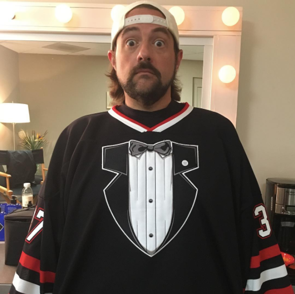 Kevin Smith will perform at the New York Comedy Festival.