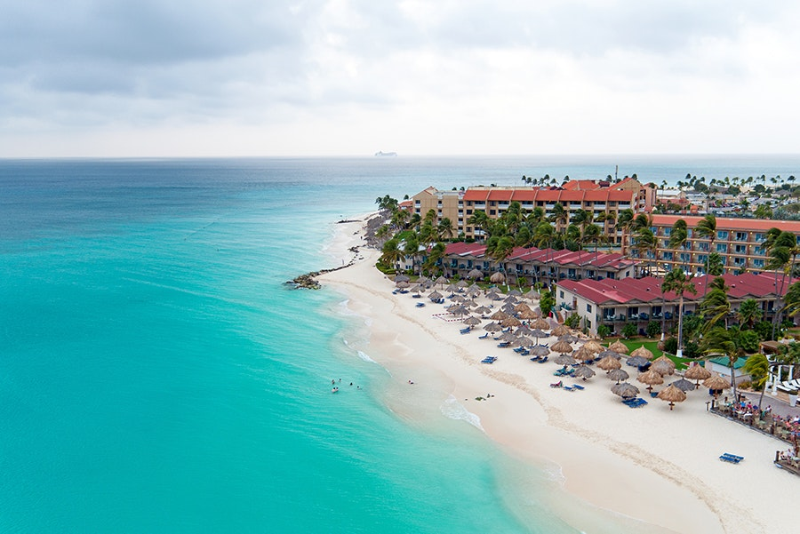 The Dutch Caribbean island of Aruba is known around the world for its powdery white-sand beaches and turquoise water.