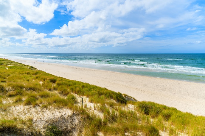 Beautiful beaches may not spring to mind when you think of Germany, but then you haven't been to Sylt.
