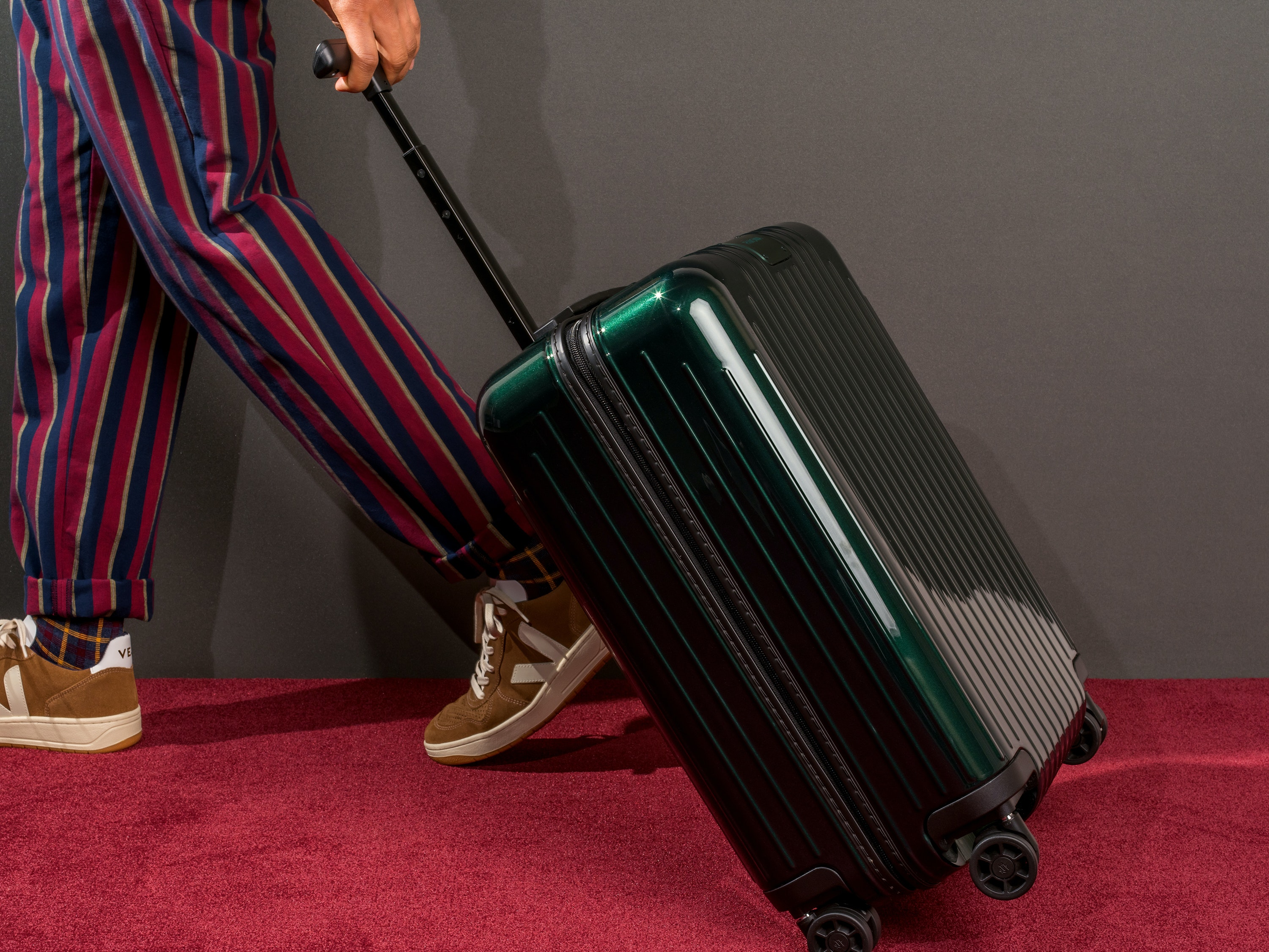 RIMOWA has been perfecting the luggage game for more than 100 years.