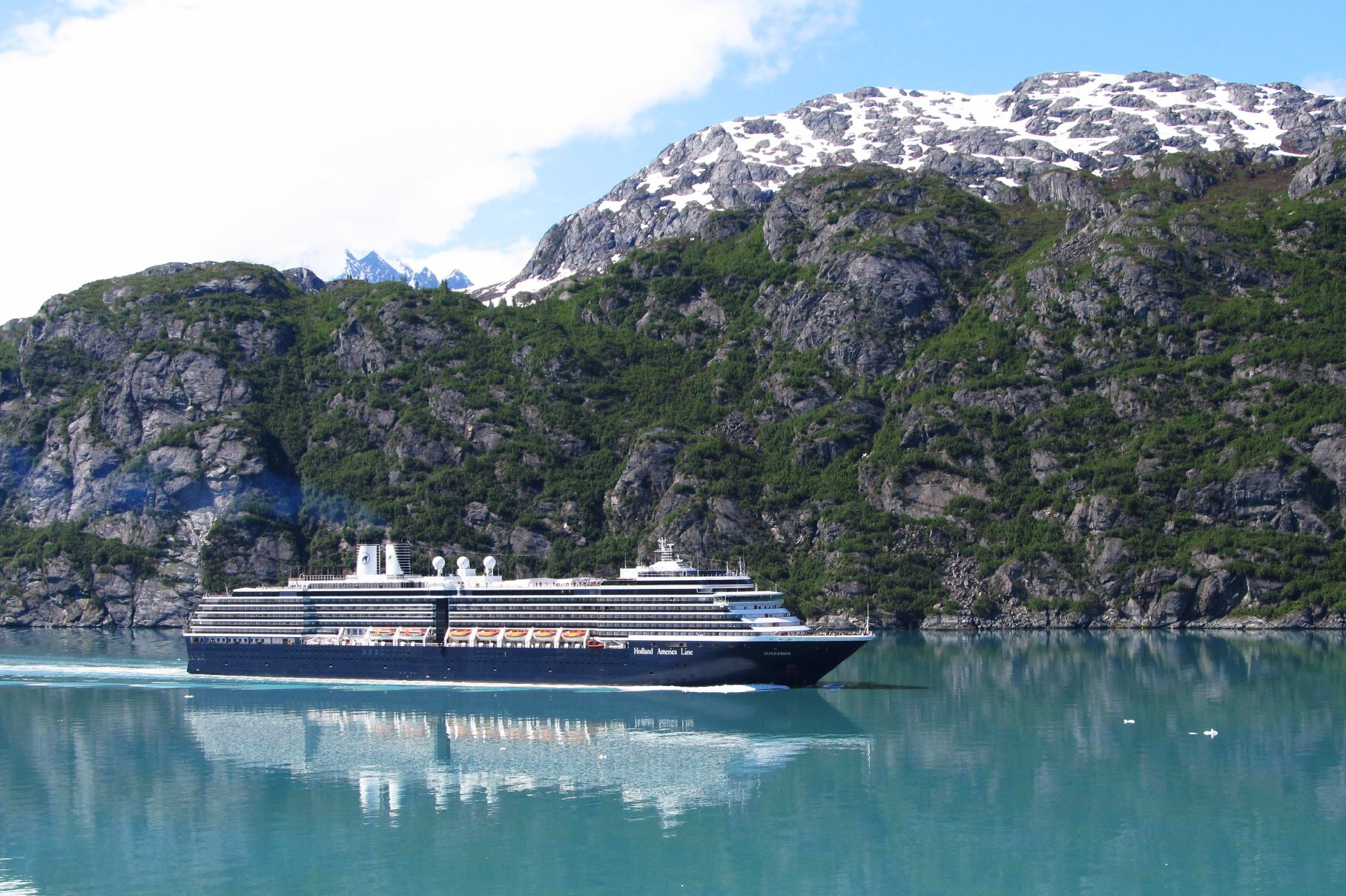 Best Alaska Cruise Line: Holland America