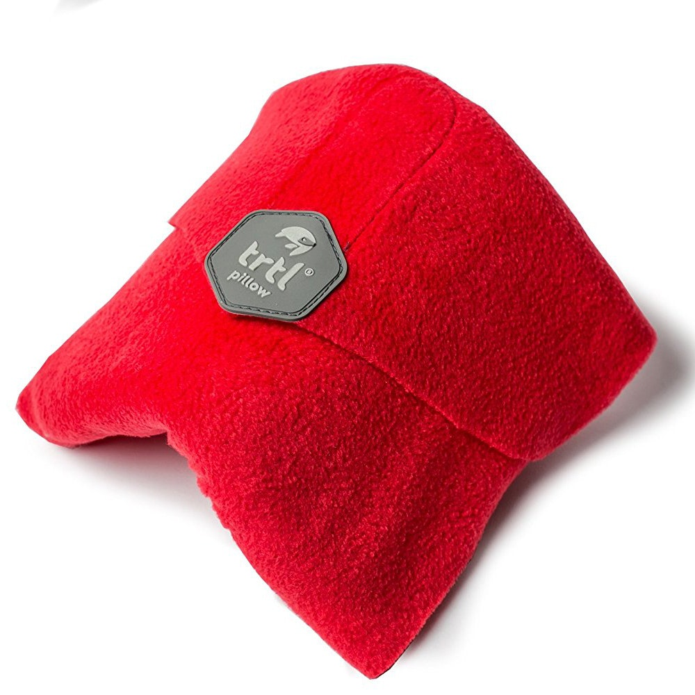 The Trtl travel pillow has thousands of five-star reviews.