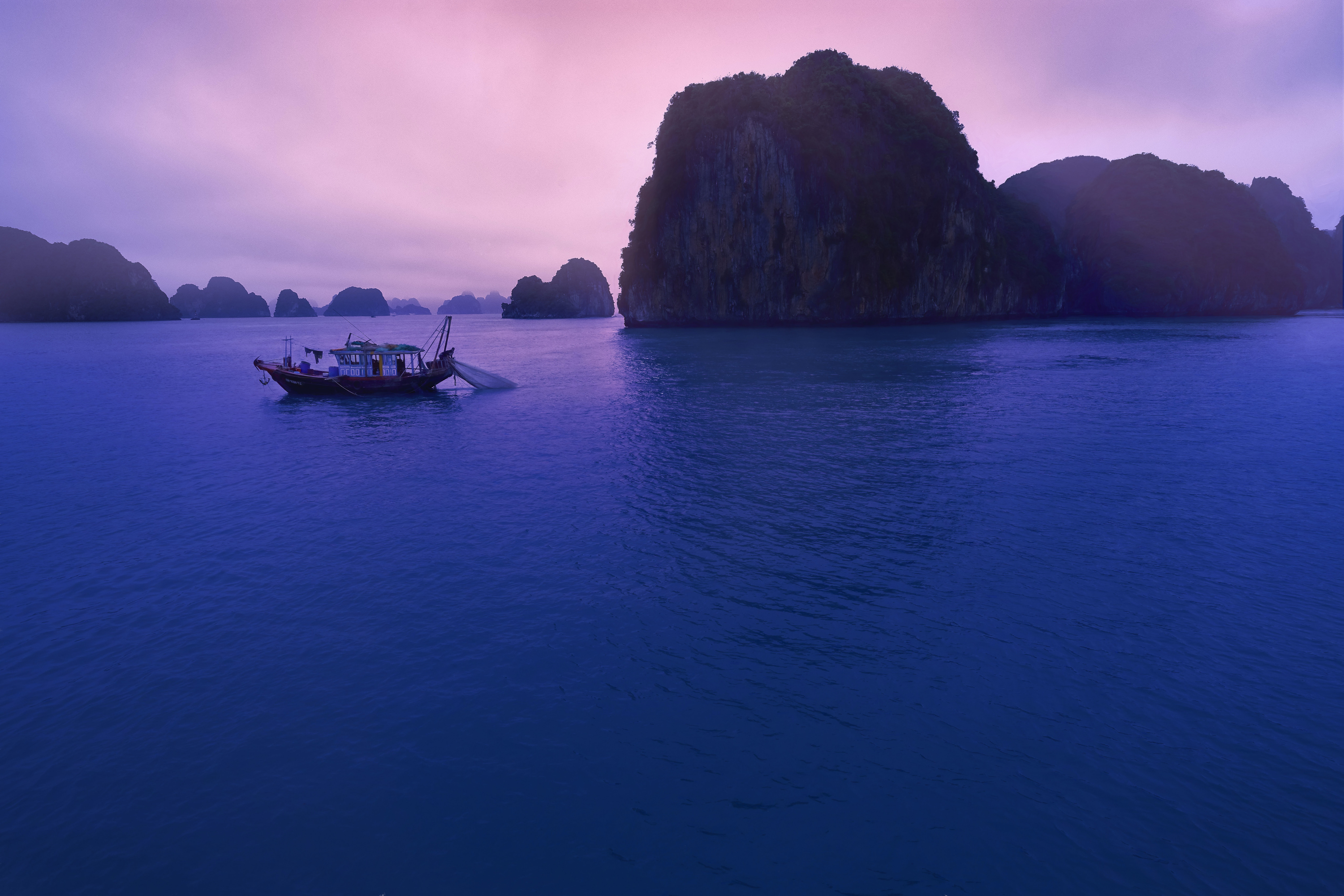 Magical Halong Bay