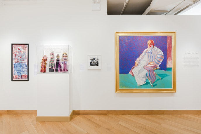 "The ""Art After Stonewall, 1969–1989"" exhibition in New York City explores a diverse range of art produced during the two decades following Stonewall."