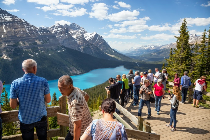 How to Beat the Crowds at Banff National Park; Billie Cohen; Afar