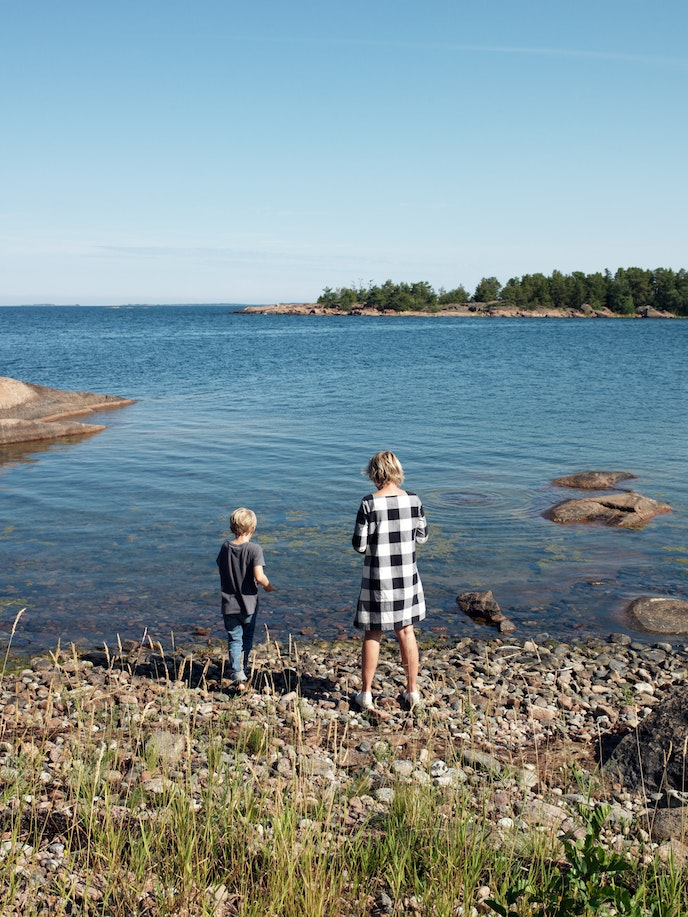 A happy childhood breeds happy adults, and in Finland, a strong social system ensures that early essentials like schooling, safety, and healthcare are more than met for all.