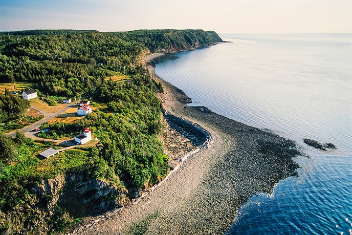 New Brunswick is a quick road trip from the northeastern states and has plenty of opportunities to soak up nature and cultural history.