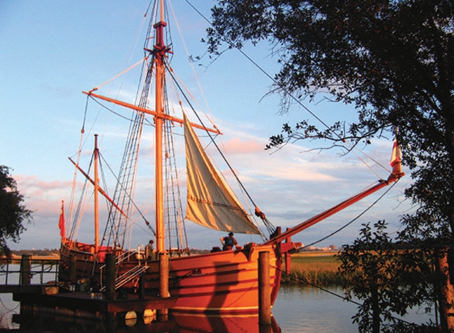 The Adventure at Charles Towne Landing