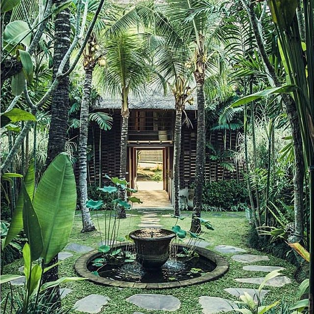 If you need to find us, we'll be hiding out at this private villa in Bali. Thanks, @wheresbrentbeen, for letting us in on the secret!