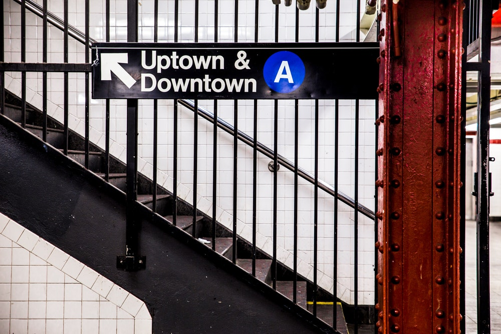 One man visited all 472 stations of New York's MTA in just over 21 hours.
